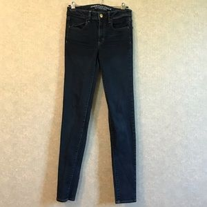 American Eagle jegging size 6 x-long